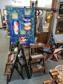 Flags & Tin Stars in Booth A3