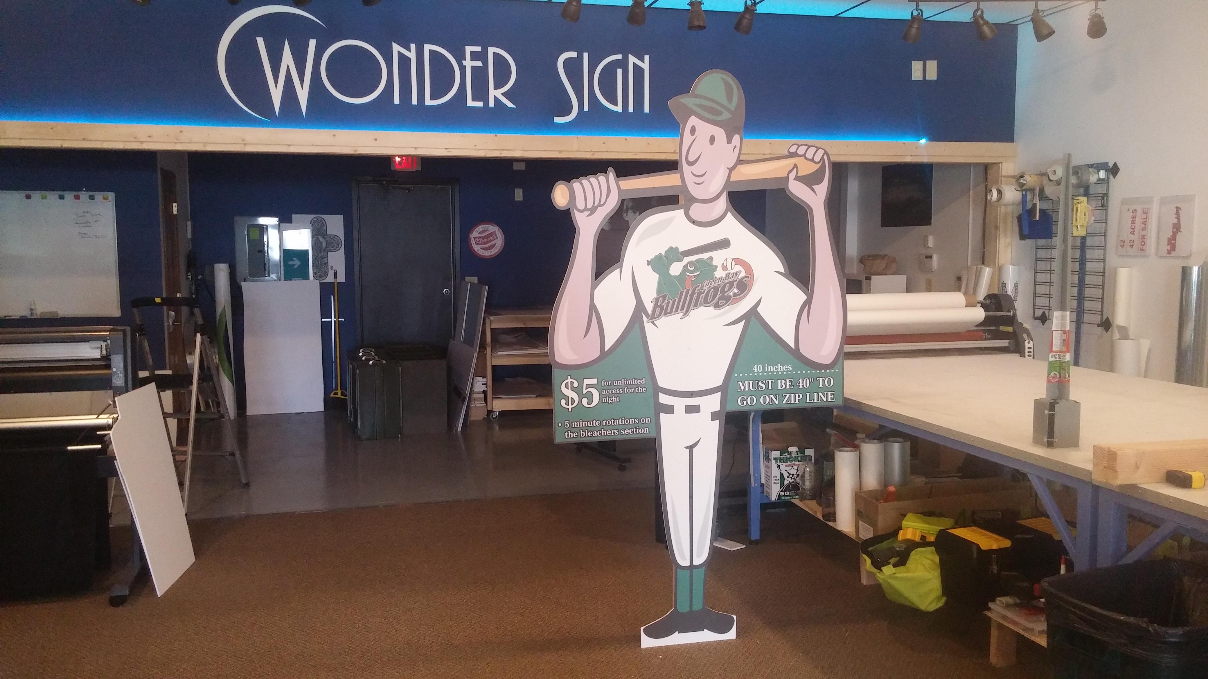 Wonder Sign