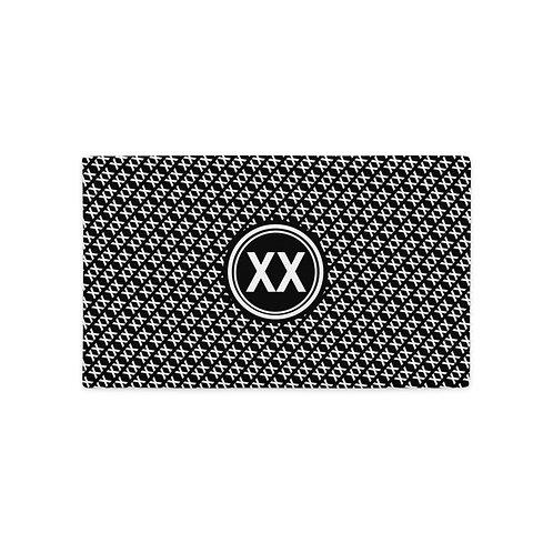 Rudefem Premium Pillow Case (Black & White)
