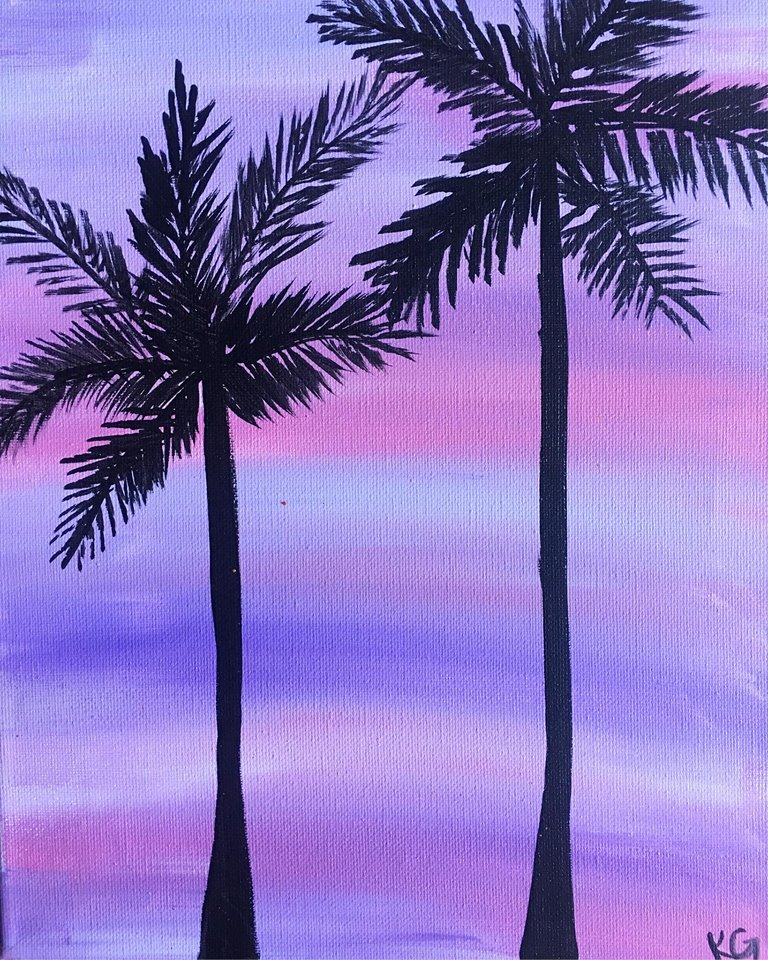 Purple Beach - Easy