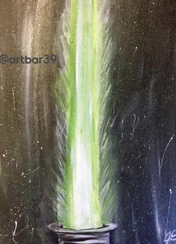Lightsaber Green