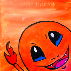 Pokemon Orange
