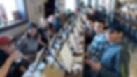 Art Bar 39 Paint & Sip  - Painting studio - Art Studio, Alexandria MN - Wine Bar - Fun things to do in Alexandria MN