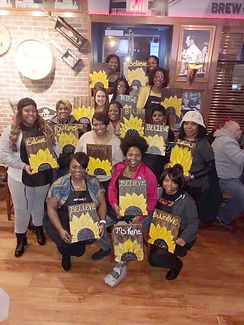 Art Bar 39, paint and sip, Alexandria MN, painting classes, art classes, things to do, paint party
