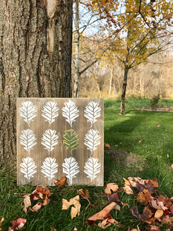 Woodland Rustic Stencil Pack