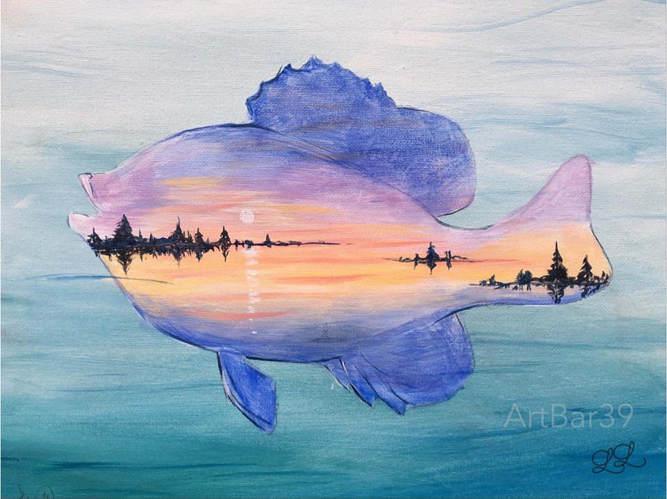 Sunfish Sunset