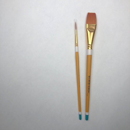 Paint Brush Set of 2