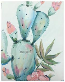 Cactus Botanical