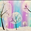 Thumbnail: Cotton Candy Land - Painting kit - WITHOUT Brushes