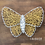 Thumbnail: Custom String Art kit  - butterfly  - Choose your Colors - Without Hammer