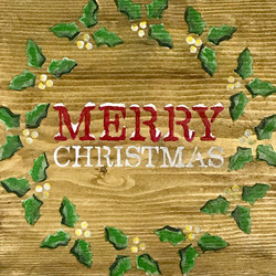 Holiday Rustic Stencil Pack