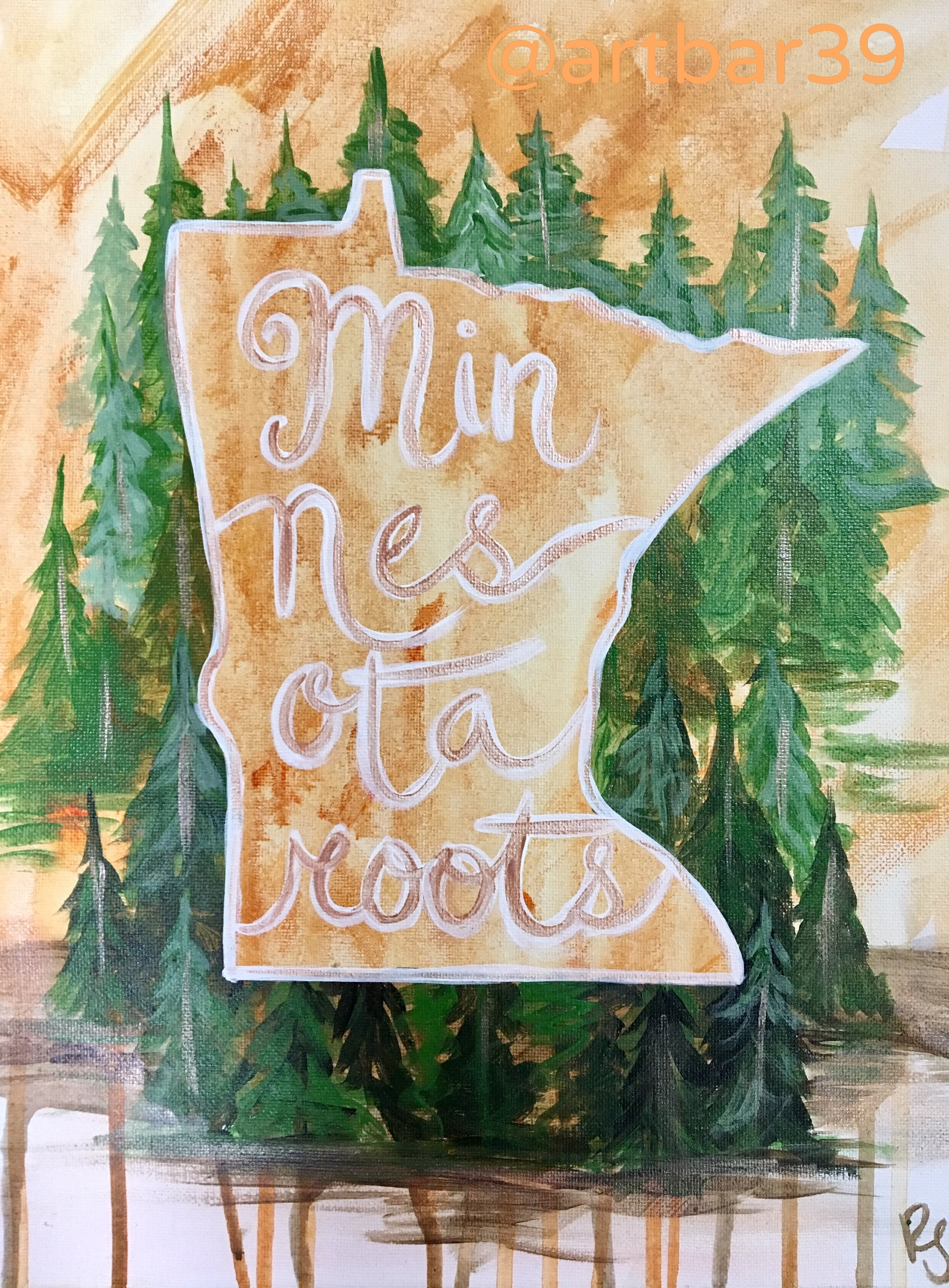 MN State Shape Roots