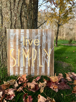 Quote Rustic Stencil Pack