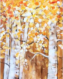 Autumn Birch