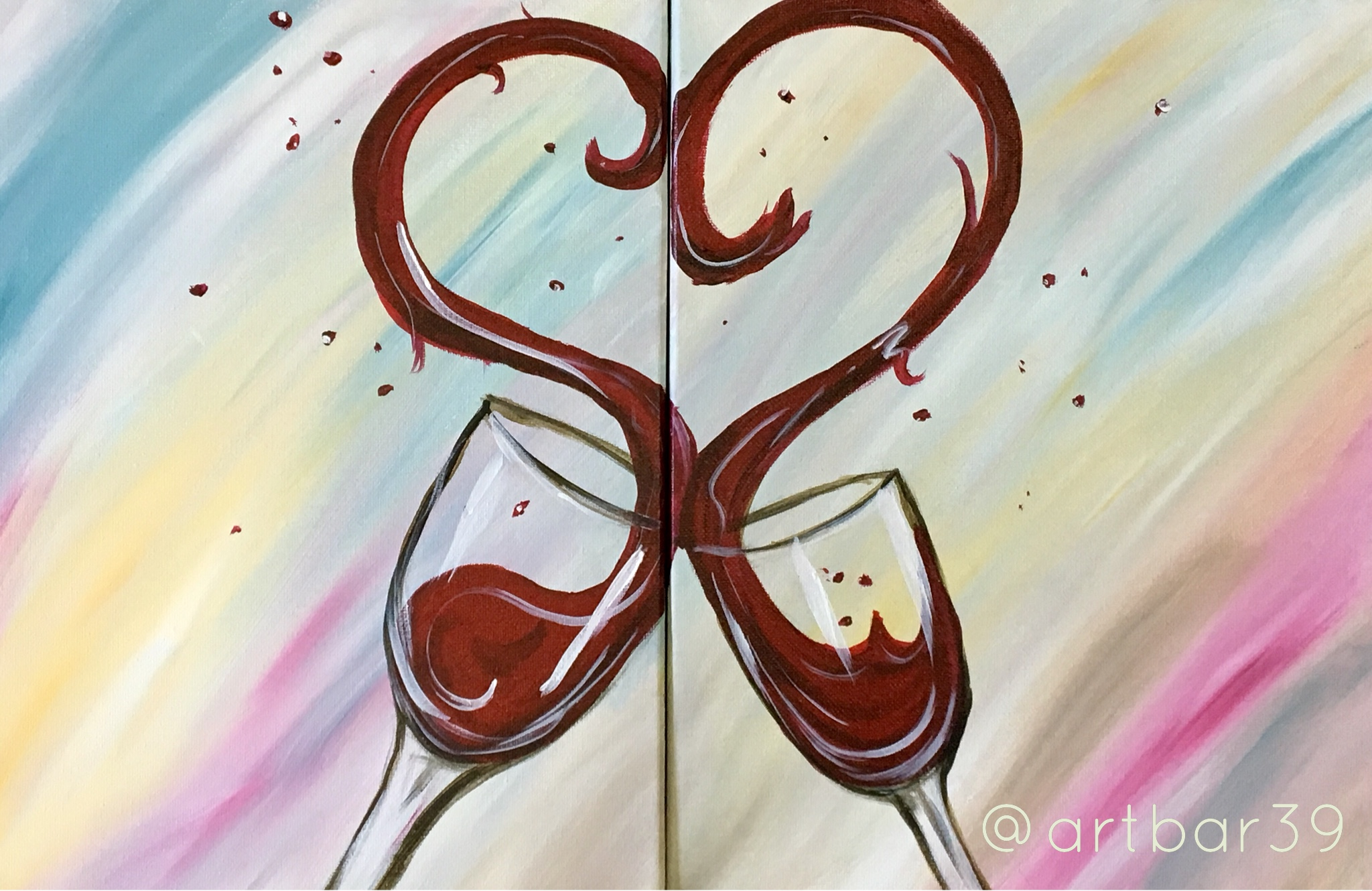 I Heart Wine - couples