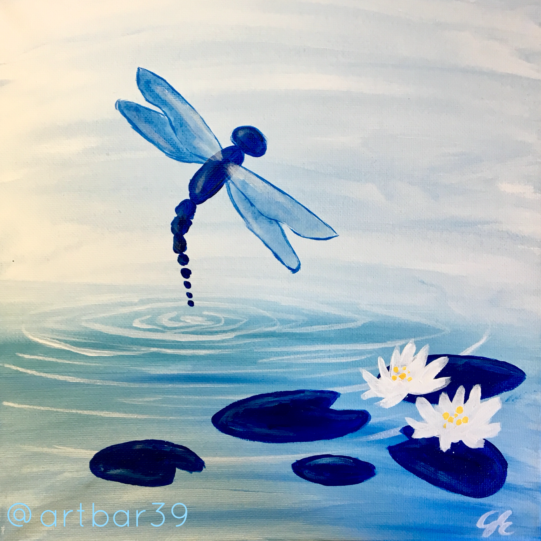 Dragonfly Ripple