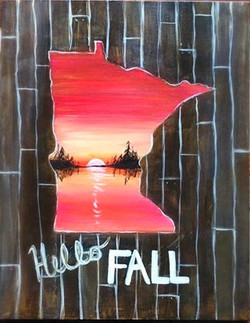 MN State Hello Fall