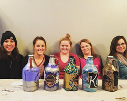 Growler Paint Party