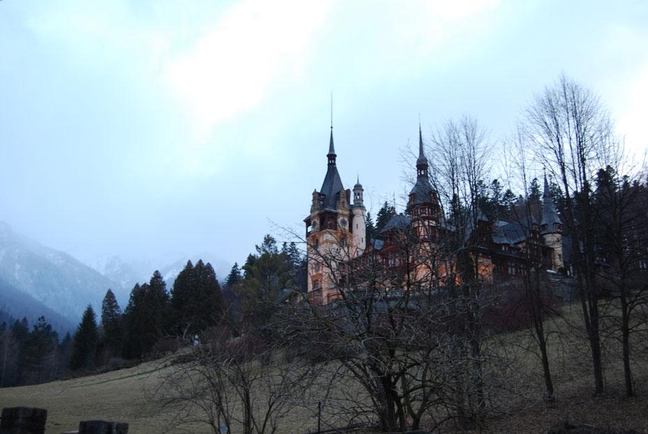 Second castle