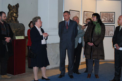 targoviste museum vernissage