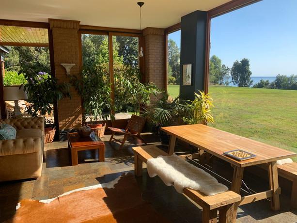 Winter garden Casa Molino