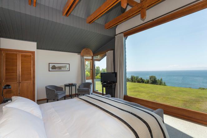Habitación Puerto Varas, hotel Casa Molino