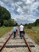 Paseo a Puerto Varas por antigua linea ferrea