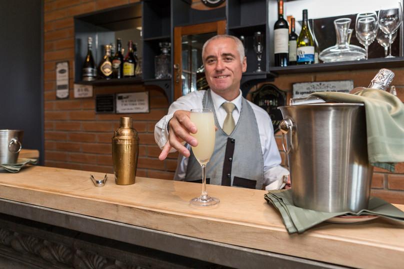 """Bar """"Las Bandurrias"""" Casa Molino Hotel Boutique"""