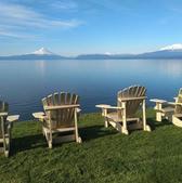 Las mejores vistas del lago llanquihue y volcán Osorno