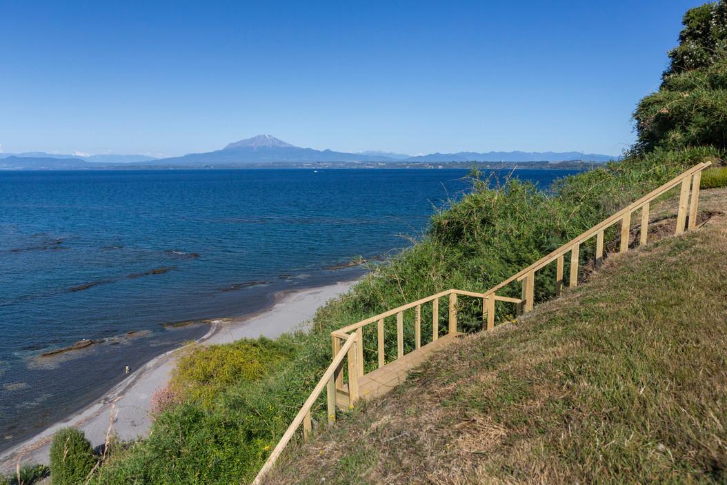 Playa Lago Llanquihue, Casa Molino