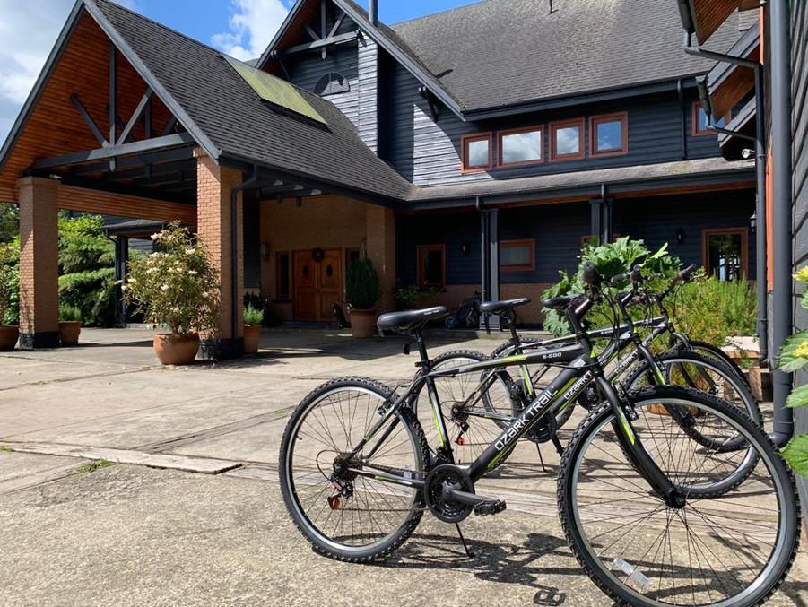 Paseos en bicicleta a Puerto Varas y llanquihue