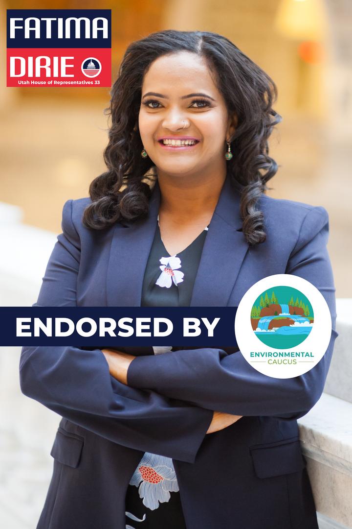 Utah Environmental Caucus Endorsement