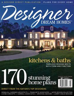 Award winning custom home