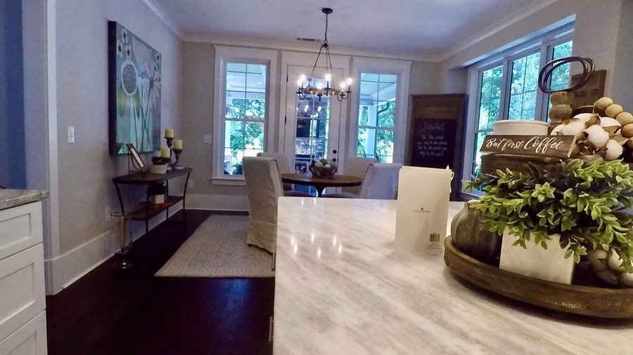 craftsman interior