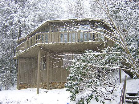 cabin for rent / North Carolina
