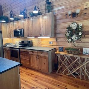 Twin River Lodge Kitchen