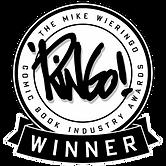 Mike Weinringo, ringo, award, winner, 2018, Baltimore Comic Con, Mine!, Planned Parenthood, Comic Anthology, Mark Waid, Neil Gaiman, Christie Shinn, ComicM!x