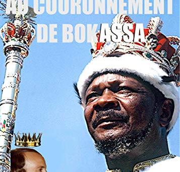Le poulpe au couronnement de Bokassa de Jef Pissard