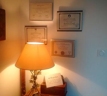 Mon salon de thérapie