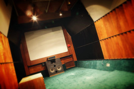 Studio Vintage - Recording Room