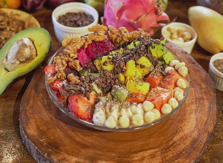 "Adlai Breakfast Fruit Bowl aka ""Adlai Super Bowl"""