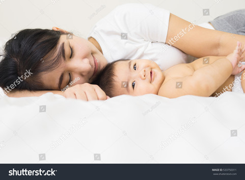 stock-photo-happy-family-asian-mother-pl