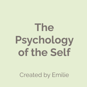 The Psychology of the Self