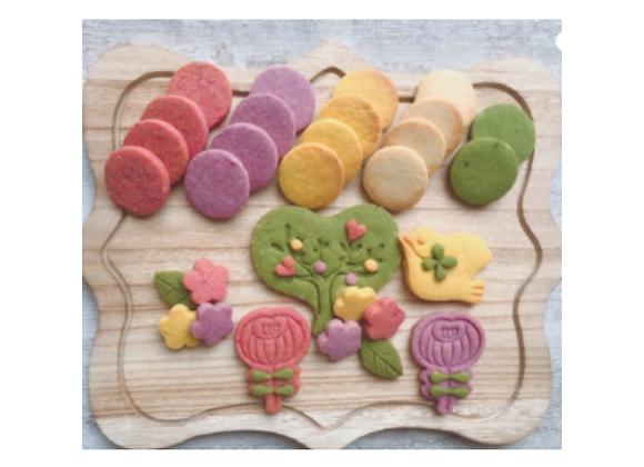 Vegan Gluten-Free Cookie Box