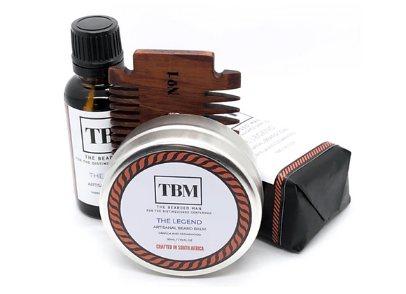 Artisanal Beard Care Kit