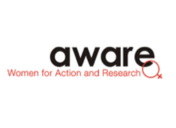 Aware a women's rights and gender equality group