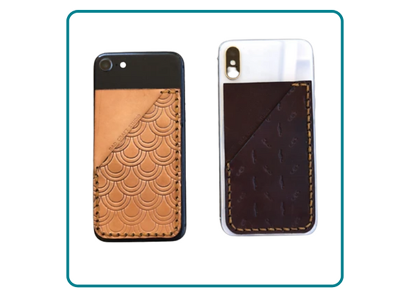 Vegan Leather Phone Wallet