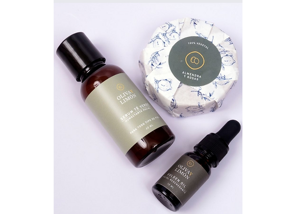 Skincare Package for Younger Looking Skin