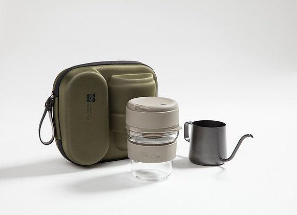 1 Cup, 2 Functions: Coff Go Set