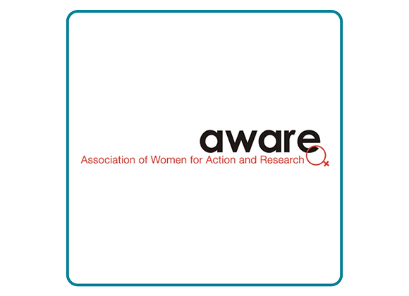 Aware a women's rights & gender equality group